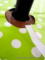Cucito facile: tovaglia impermeabile per tavoli con l'ombrellone in mezzo