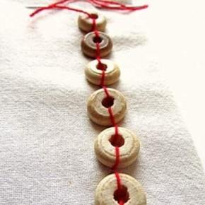 Scuola di cucito: come applicare paillettes e perline piatte