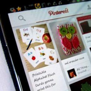 Pinterest anche su mobile: sono arrivate le app