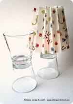 Riciclare i bicchieri: facciamo i paralumi estivi