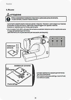 Scuola di Cucito: ricamare a mano libera con la macchina da cucire
