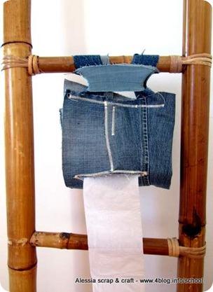 Jeans alessia scrap craft - Bucare piastrelle bagno ...