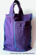 Le borse con il nome di TUC: arriva Viola