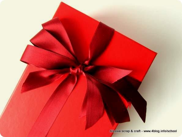 Favoloso Come fare un fiocco ricco e perfetto in modo facile - Alessia  ZV18