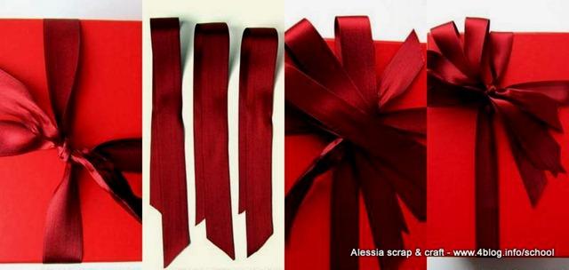 Top Come fare un fiocco ricco e perfetto in modo facile - Alessia  YC33