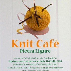 Knit Cafè in Liguria: Pietra Ligure (SV)