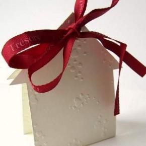 Countdown Natale: scatoline casetta faidate per regali