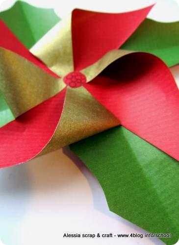 Countdown Natale La Stella Di Natale Alessia Scrap Craft