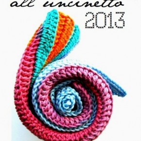 Buon 2013 con il Calendario all'uncinetto