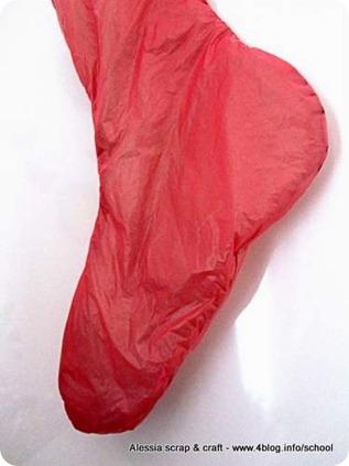 Facciamo la calza della Befana con la plastica riciclata