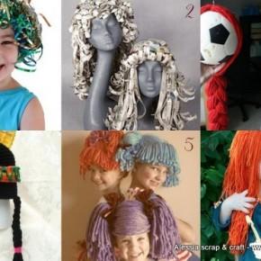 Carnevale e maschere: 6 idee per parrucche faidate
