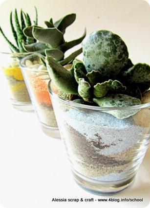 Decorazioni di Pasqua: giardini zen fai da te
