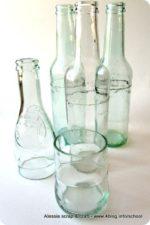 Come tagliare una bottiglia di vetro facilmente