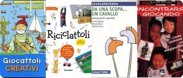 Costruire giocattoli: una selezione di libri utili