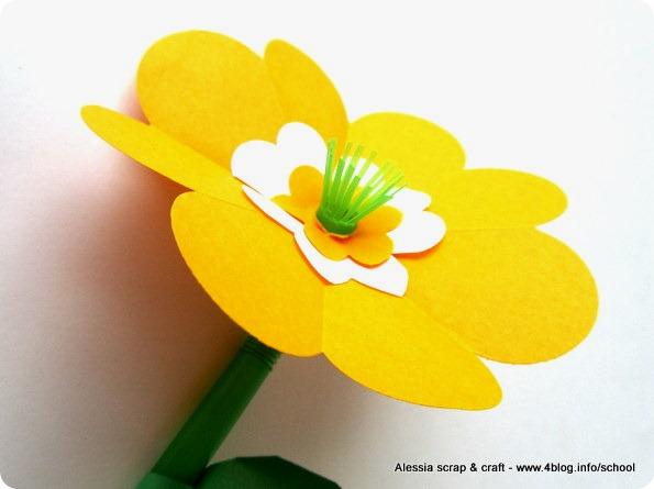 Lavoretti di primavera e fiori faidate per la festa della mamma