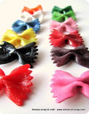 Lavoretti: farfalle di tutti i colori della primavera