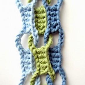 Scuola di uncinetto: il punto Onda (Wave Stitch)