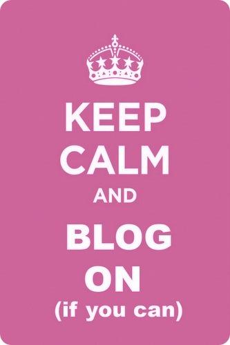 Staffetta di BLOG in BLOG: perché bloggo? Pensieri sul blogging