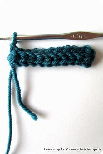 Scuola di Uncinetto: maglia bassissima su Mammafelice