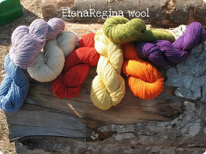 Interviste all'uncinetto: Elena Regina Wool