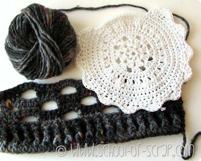 Tanti pattern a crochet in preparazione