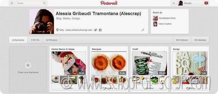 Pinterest da oggi è disponibile in italiano
