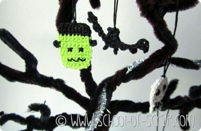 Halloween Tree: facciamo l'albero di Halloween