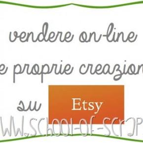 Vendere online le proprie creazioni: 40 inserzioni gratis su Etsy