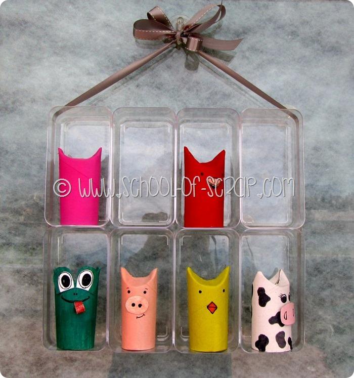 Riciclo creativo: bacheca fai da te con le scatole dei cioccolatini