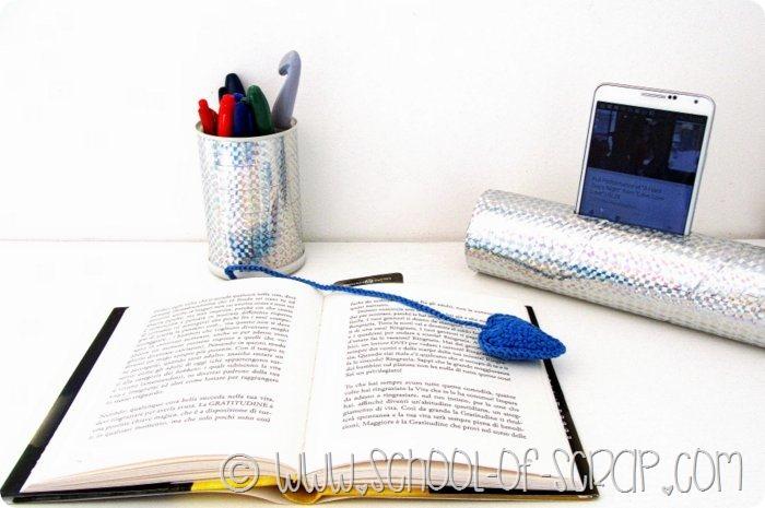 Per l'8 marzo non scrivo niente ma mi regalo un set da scrivania