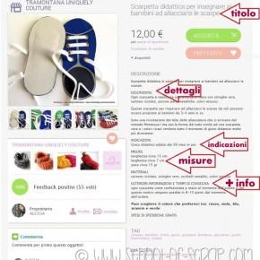 Vendere craft: come si fa l'inserzione perfetta sui siti di vendita