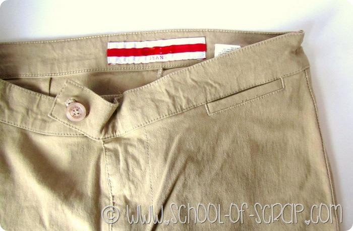 Come stringere i pantaloni velocemente senza scucire #questavoltaciriesco
