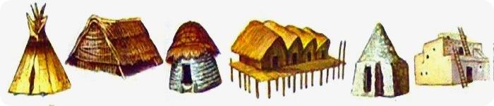 Esperimenti per la scuola: costruiamo la capanna dell'uomo di Cro-Magnon