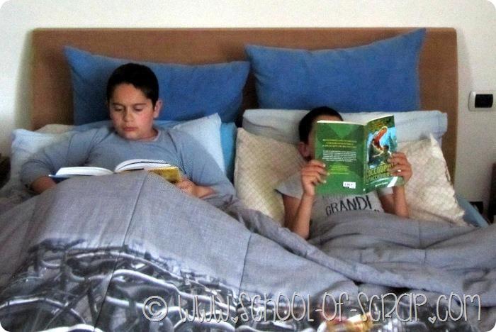 #LibriperCrescere: ogni libro è un'avventura