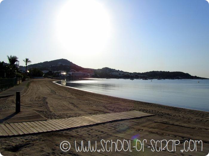 Di ritorno da Ibiza più rilassata e con nuove idee