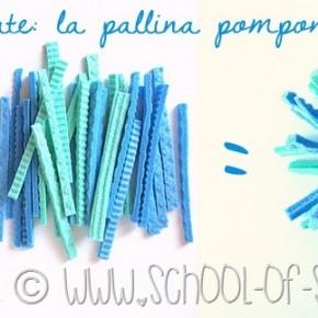 Giochi d'estate: facciamo in #5minuti la pallina Pompon per i bambini