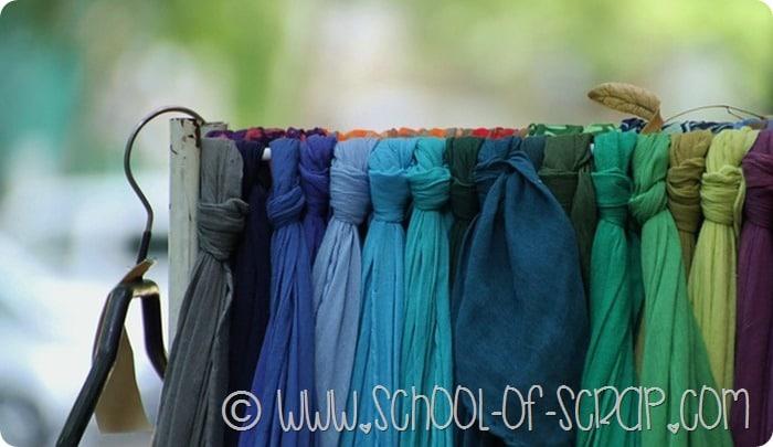 Scuola di Cucito: come trattare la stoffa prima di cucire un capo