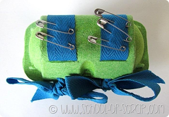 Scuola di Cucito: Sewing Kit DIY un kit per il cucito con tutto l'occorrente