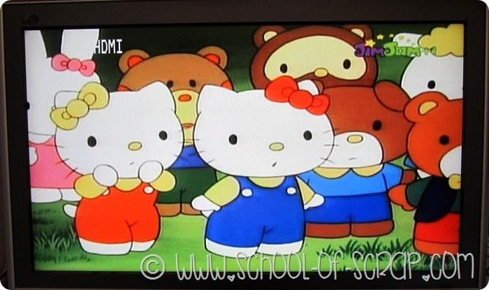 Hello Kitty compie 40 anni e il canale Jim Jam di Sky la festeggia