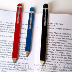Back to school: Facciamo i segnalibri a forma di penna con gli stecchi del gelato