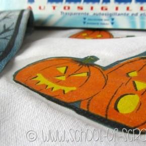 Idee geniali: come decorare e serigrafare i tessuti con i tovagliolini di carta