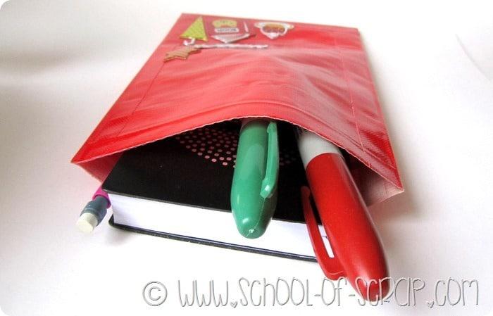 Back to school: facciamo un astuccio portatutto in 5 minuti