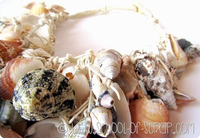 Bijoux fatti a mano: ecco cosa si può fare con spago e conchiglie forate