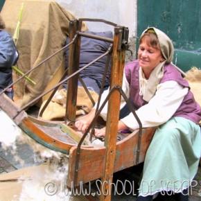 Sassello, il Mercato degli Antichi Mestieri, il Touring Club e #FACCEdaBA