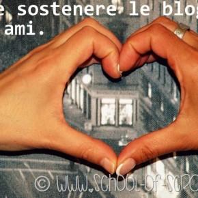 Vita online: Come puoi sostenere le blogger che ami.