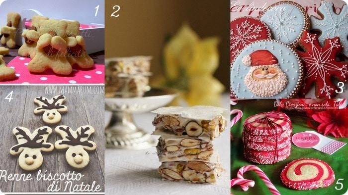 Super Raccolta di Idee: 10 ricette per biscotti e dolcetti di Natale più  HC39