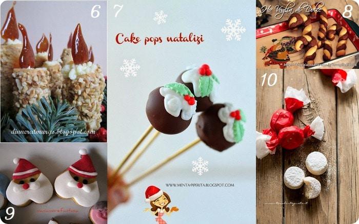 Super Raccolta di Idee: 10 ricette per biscotti e dolcetti di Natale più  DC38