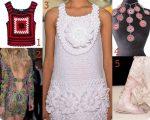 Raccolta di Idee: 10 progetti di alta moda a maglia e uncinetto Dalle sfilate primavera estate