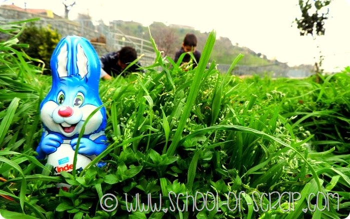 La Pasqua con i bambini: riprendiamo la tradizione della Caccia alle uova