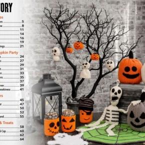 Scuola di Uncinetto e maglia: 25 progetti nell'ebook dedicato ad Halloween